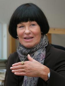 Dr., prof. Skaidrite Gūtmane, Rector of Latvian Christian academy