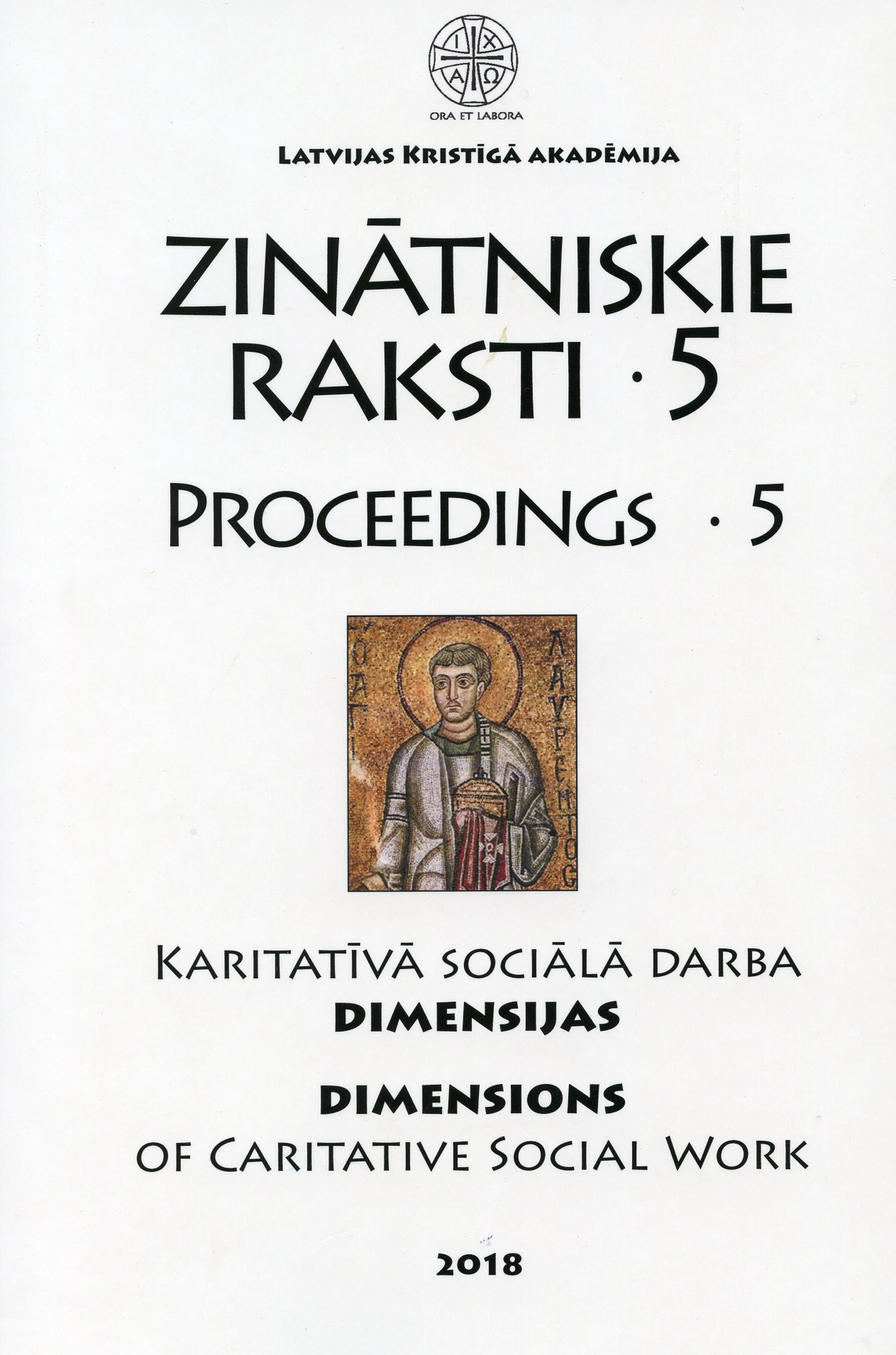 Ora Et Labora - Latvian Christian Academy