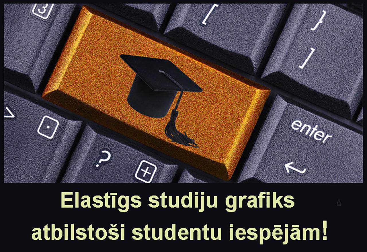 ZIEMAS UZŅEMŠANA VISĀS STUDIJU PROGRAMMĀS!
